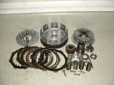 1988 honda nx125,nx 125 clutch assy.,motorcycle had only 460 miles on it