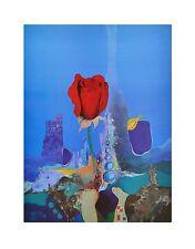Boehm ROSE i poster stampa d'arte immagine 50x40cm