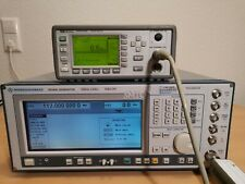 Rohde Schwarz SMIQ 04B Signal Generator 300kHz - 4.4GHz + Option B1,B11,B12,B20