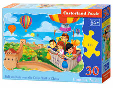 Castorland B-03648-1 - Balloon Ride Over The Grat Wall Of China Puzzle 30 Teile