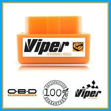 VIPER MERCEDES BENZ AMG V8 PERFORMANCE CHIP - ECU PROGRAMMER P7 POWER PLUG PLAY