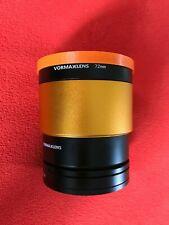 Vormaxlens 1.45x Rev. 2 Anamorphic Adapter Art Lens US shipping