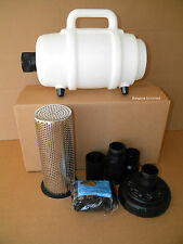 "Carpet Cleaning Mytee 2"" Lint Hog - Vac Filtration W/2"" Hose Connect"
