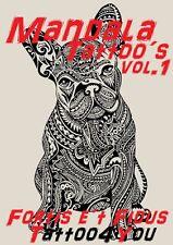 Tattoovorlagen Mandala/Maori Flashbook mix Cd  Dvd Top NEU Flash Buch +Bonus %
