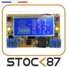 5014# DC DC module réglable d'alimentation avec écran LCD Adjustable Step-down