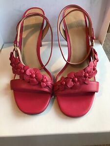 BN Michael Kors Hot Pink High Heel Sandal Size 5 EU 38 RRP £160