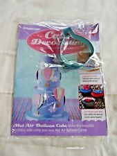 DeAgostini Cake Decorating Magazine Hot Air Balloon Cutter No 78 New