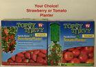 Topsy Turvy Upside Down Hanging Tomato or Strawberry Planter Gardening Organic
