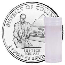 A 2009 P/&D Puerto Rico Quarter BU 20P//20D US Coin Roll 40 Coins Total