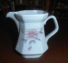 Mitterteich Sissi: rosa Blüte Milchkännchen