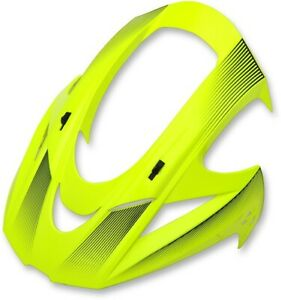 Icon Visor Replacement Icon Helmets Yellow/Variant Pattern All Sizes