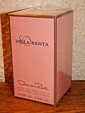 SO DE LA RENTA by Oscar de la Renta  - EDT Women's Spray Perfume, 3.4oz., SEALED