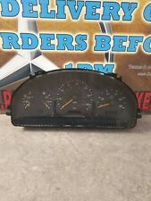 Instrument Cluster Clocks A1635407711    Mercedes ML 270 Cdi W163
