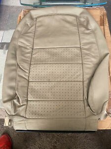 GENUINE LANDROVER DISCOVERY 3 FRONT SEAT COVER (BACK) LR011294