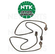 Set of 2 Upstream Before Catalyst Oxygen Sensors NTK for BMW E36 E39 E46 528i M3