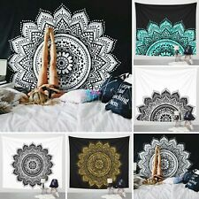 Hippie Indian Mandala Tapestry Throw Wall Hanging Bedspread Ethnic Dorm Decor
