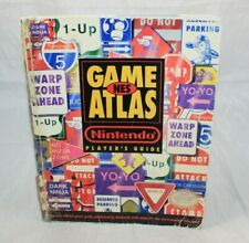 NES Game Atlas Nintendo Players Guide Used Cheat/Code/Strategy Book