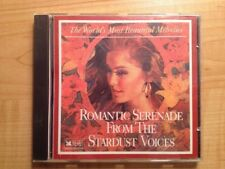 READER'S DIGEST ROMANTIC SERENADE FROM THE STARDUST VOICES Compilation CD