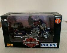 New listing Maisto 1:18 Harley-Davidson Virginia Police - Law Enforcement Series 4, In Box