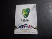 2017/18 CRICKET TAP N PLAY ASHES SERIES COMMON CARD SET 100