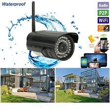 HD Home Security IP Camera Wifi Wireless System Internet Outdoor Waterproof Pro