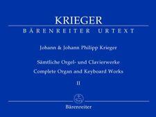 Sämtliche Orgel- und Clavierwerke - Band 2 : Werke abschriftlicher Überliefer...