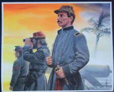 """""""First Shot at Fort Sumpter"""" Mort Kunstler Civil War print"""