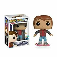 Funko Pop Back to the Future 245 Marty McFly Hoverboard Rare Boite Neuf Vaulted