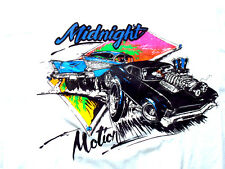 Midnight Motion Hot Rod T-Shirts. Very Colorful and NEW!