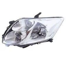 Toyota Auris 2007-2010 Chrome Front Headlight Headlamp N/S Passenger Left (LH)