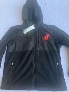 Rolling Stones Fleece Women's Jacket