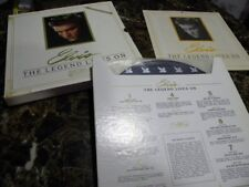"""Elvis The Legend Lives On""/ Box Set/ VG+,MT-"