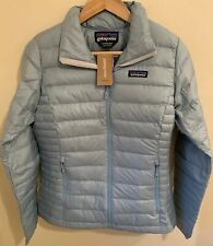 NWTs Patagonia Women's Down Sweater.  Small. Big Sky Blue (MSRP $229)