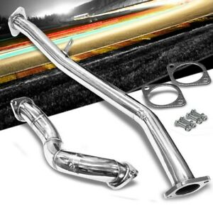 High Flow Exhaust Downpipe Front Over pipe For Subaru BRZ/Toyota 86/Scion FR-S