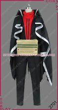 Altair: A Record of Battles Black Wing Kara Kanat Suleyman Cosplay Costume S002
