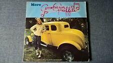 MORE AMERICAN GRAFFITI - Various Artists .     2LP.