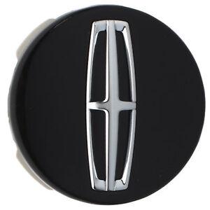 "OEM NEW Wheel Hub Center Cap 18"" Black Chrome MKZ Continental MKX DP5Z1130A"
