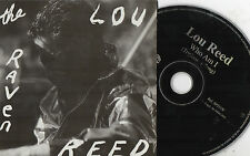 LOU REED - Who Am I (Tripitena's Song) CD SINGLE SPAIN 2002 CARDBOARD