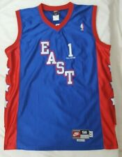 TRACY McGRADY #1 Vintage East All Star Game Jersey Nike Team Sport Size 56-  L+2
