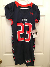 NWT Auburn Tigers Football Under Armour Authentic Game Day Cut Jersey Medium