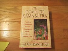 The Complete Kama Sutra Sex Modern translation Indian text HC Book
