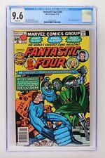 Fantastic Four #200 - Marvel 1978 CGC 9.6 Doctor Doom Appearance.