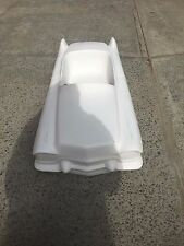 56 Cadillac fibreglass body for pedal car billy cart downhill stroller rat rod