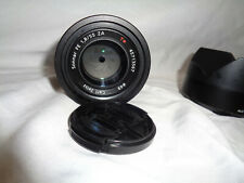 Sony Zeiss Sonnar T FE 55mm F/1.8 ZA Lens with ALC-SH13 Lens Hood    #A10