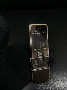 Original Nokia 8800 Arte Sapphire - (Unlocked) Cellular Phone, Buisnes Class.