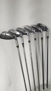 EPON AF-701 Forged Iron Set 4i-9i REG Accra 60i Dymatch Golf Pride Tour Wrap STD