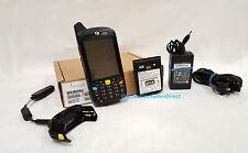 MC55 MC5590-P30DURQA9WR Motorola 1D/2D WiFi WM6.5 Barcode Scanner +CHARGER KIT