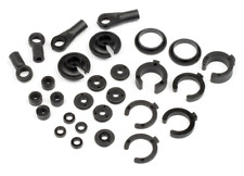 HPI SHOCK PARTS SET for WR8, BULLET SERIES #101212 OZRC