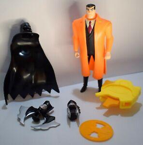 Hasbro Batman Beyond Return of the Joker Rapid Switch Bruce Wayne Action Figure