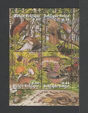 België blok nr. 115 xx -  natuur - het bos  -  postfris